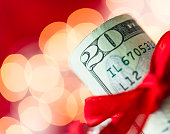 Giving the gift of cash at Christmas