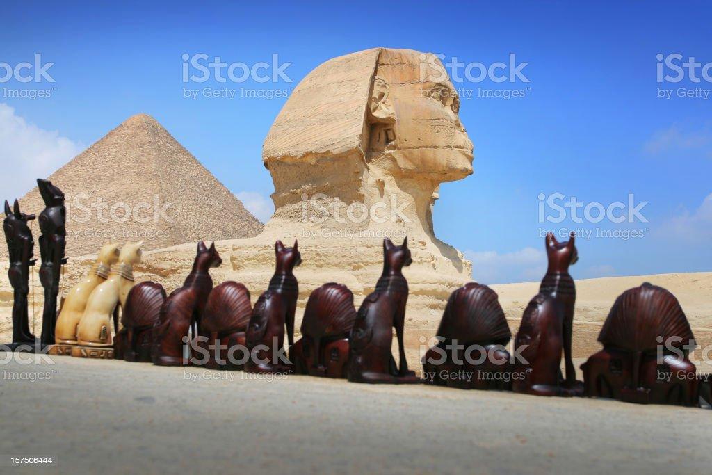 Giza royalty-free stock photo