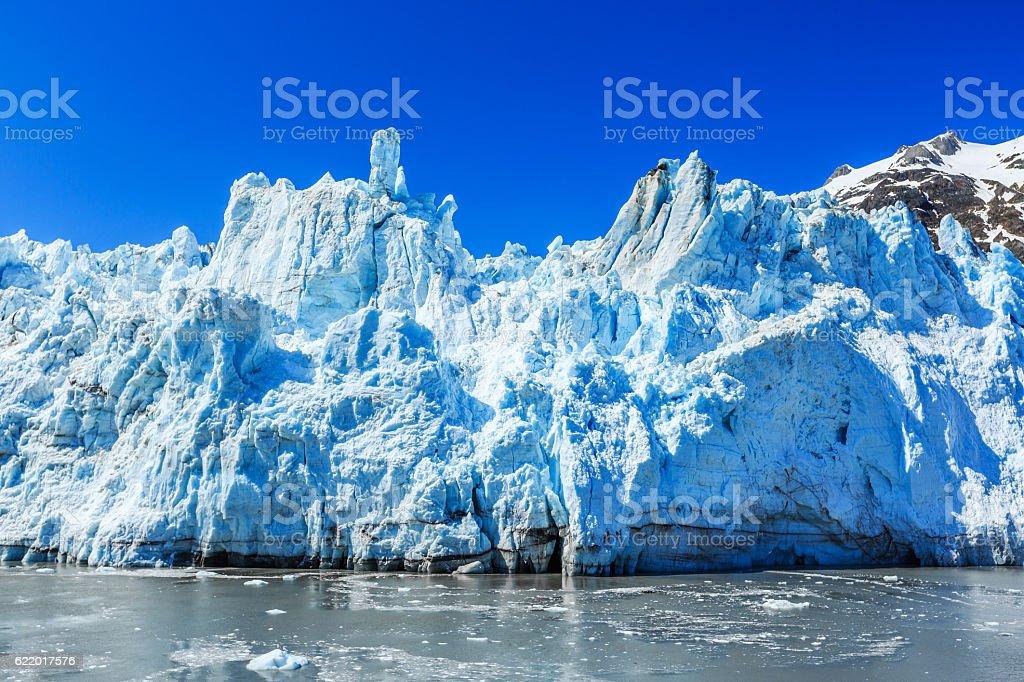 Glacier Bay National Park, Alaska stock photo