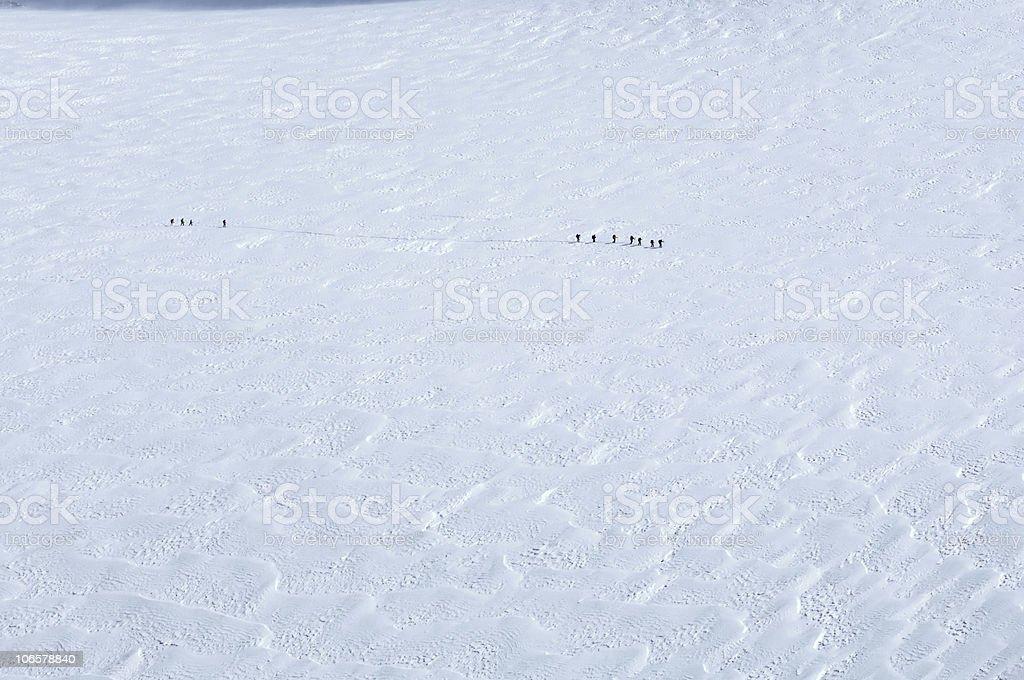 Glacier Sports royalty-free stock photo