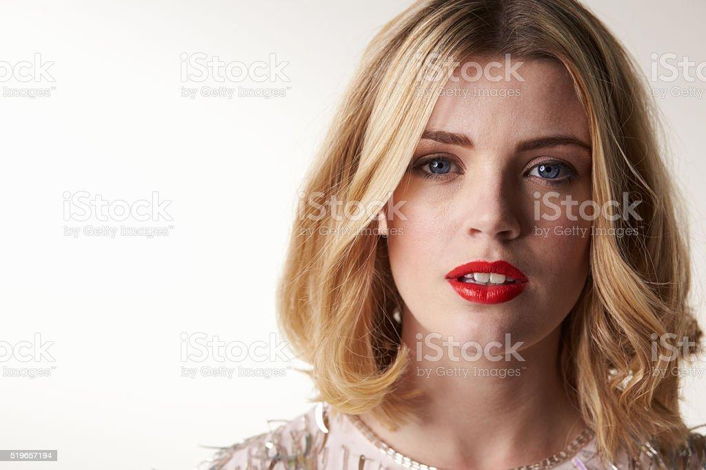 Glamorous Blonde T
