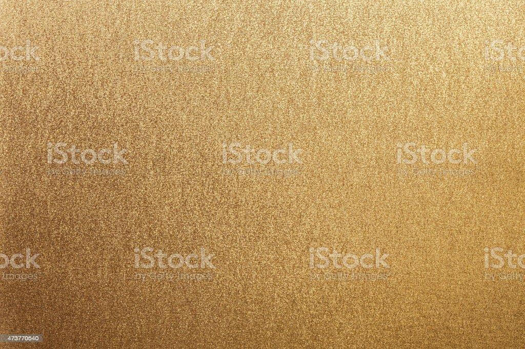 Glamorous golden paper texture stock photo