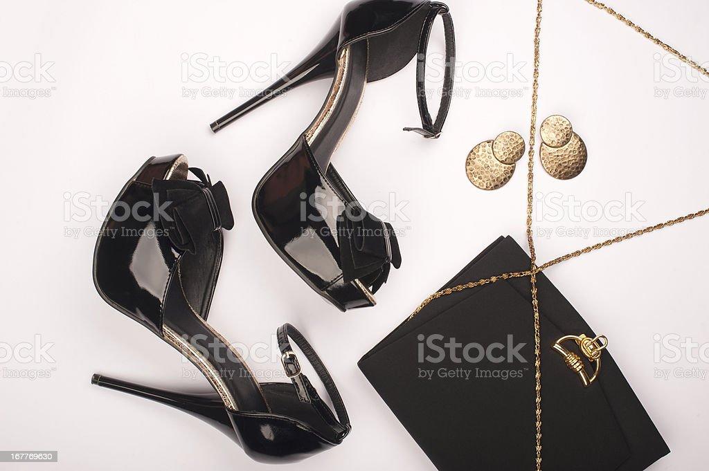 Glamour royalty-free stock photo
