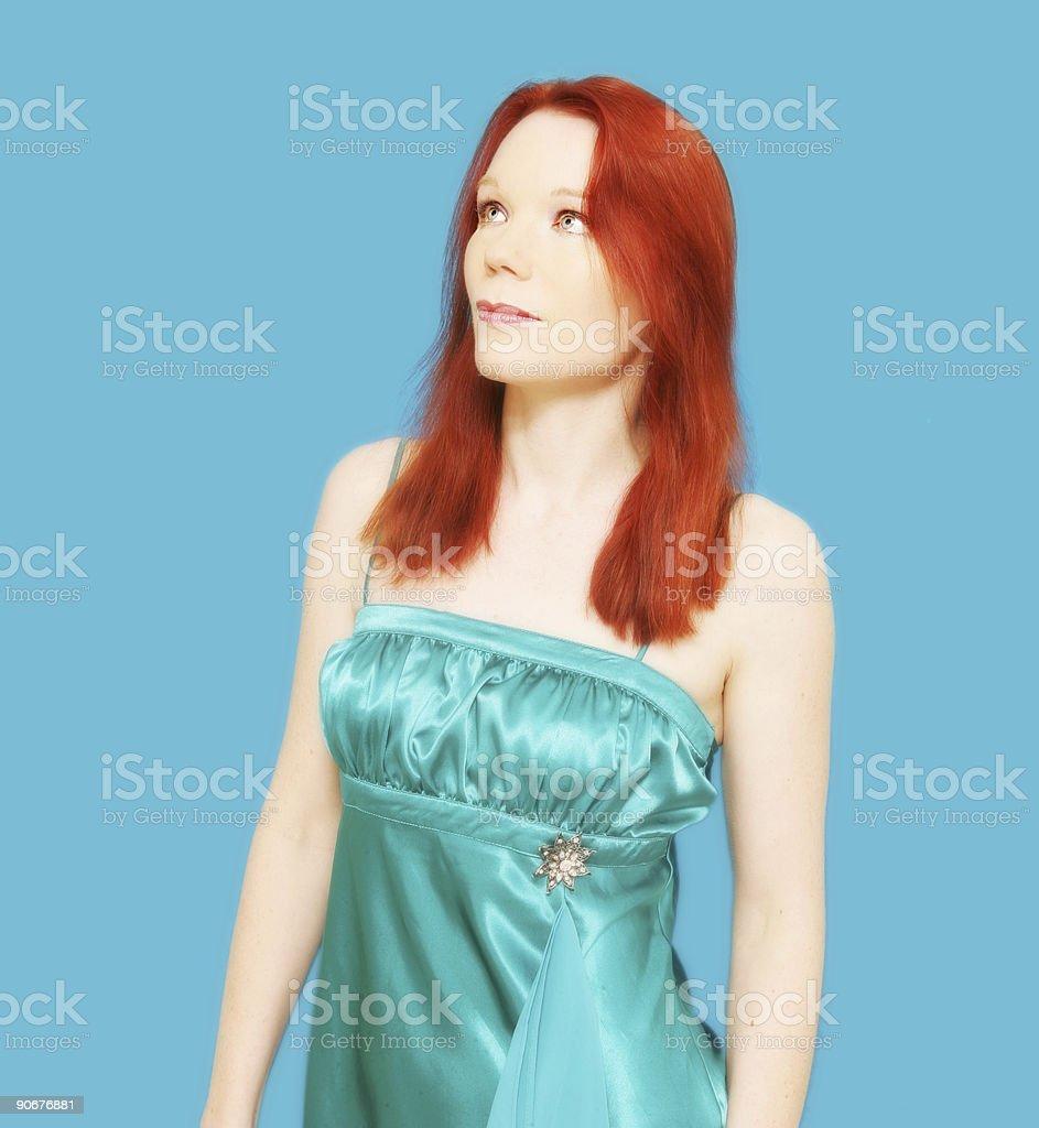Glamourous stock photo
