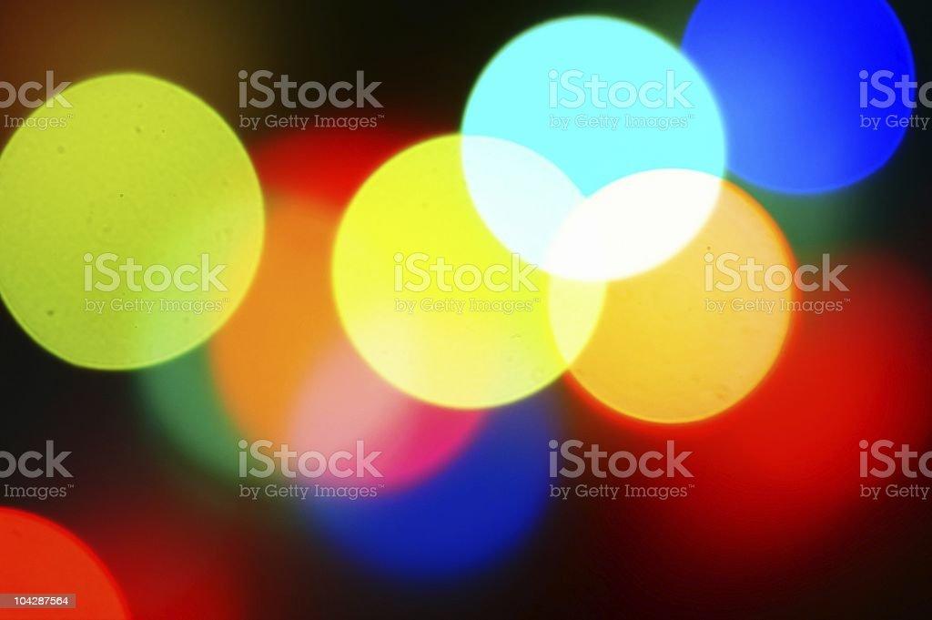 glares of the light stock photo