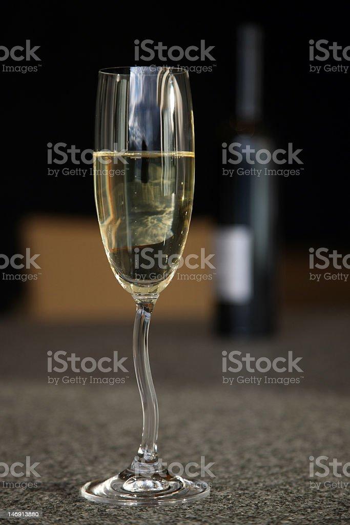 Glas royalty-free stock photo