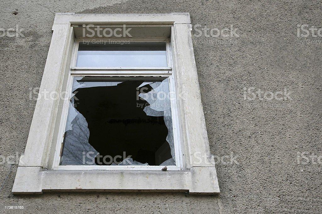 Glasbruch, stock photo