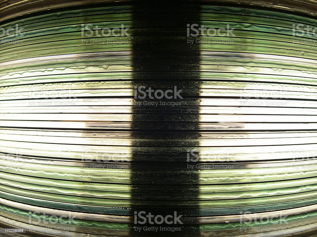 Glass abstract II royalty-free stock photo