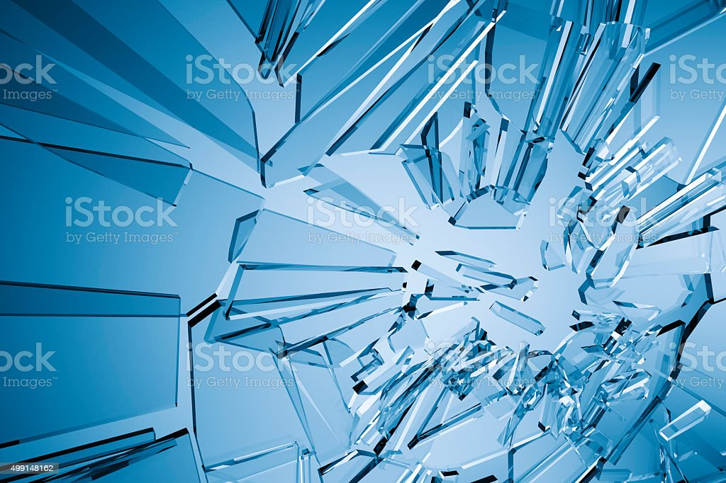 glass background stock photo