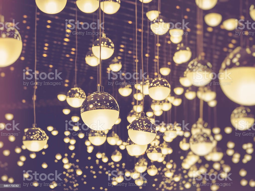 Glass Ball decoration Ornament Celebration event Background stock photo