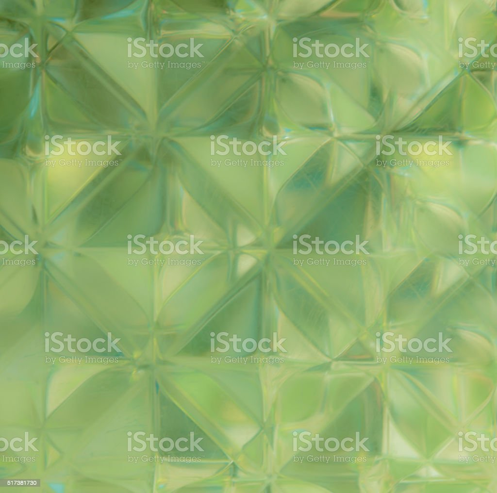 Glass Block. stock photo