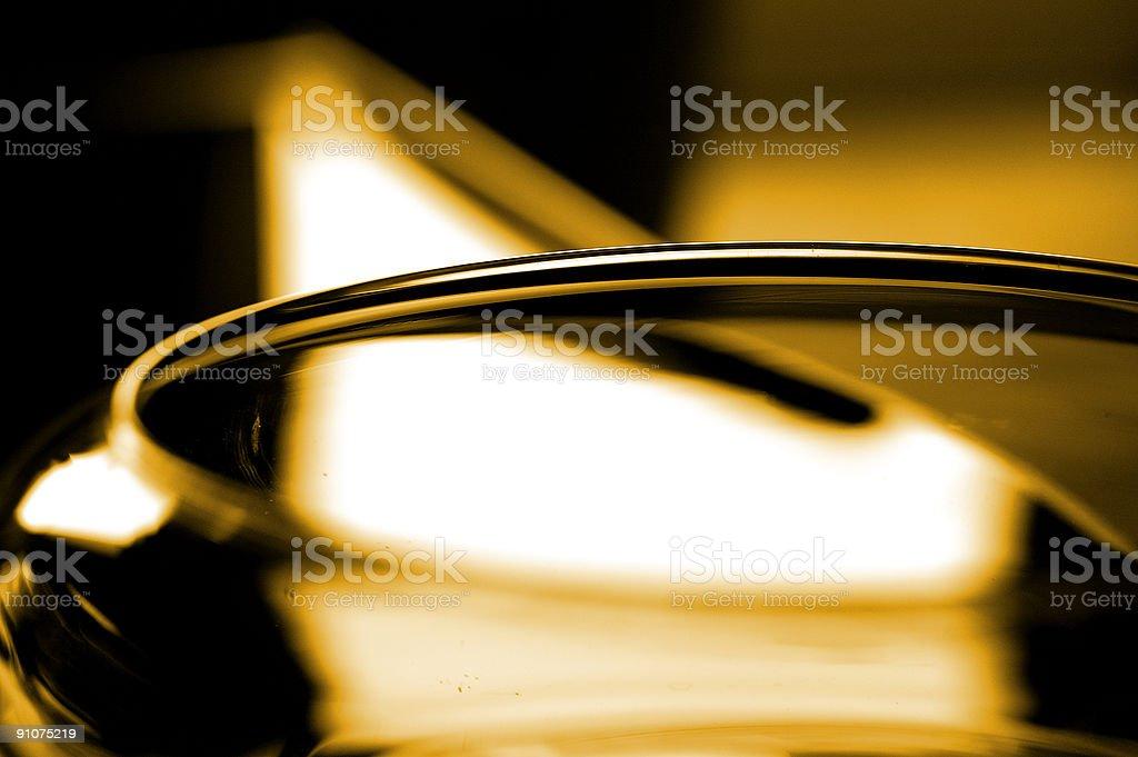 glass bowl royalty-free stock photo