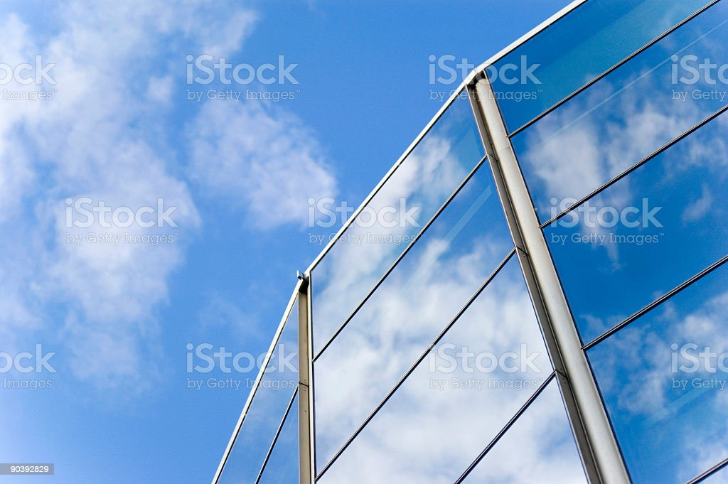 Moder Architecture stock photo
