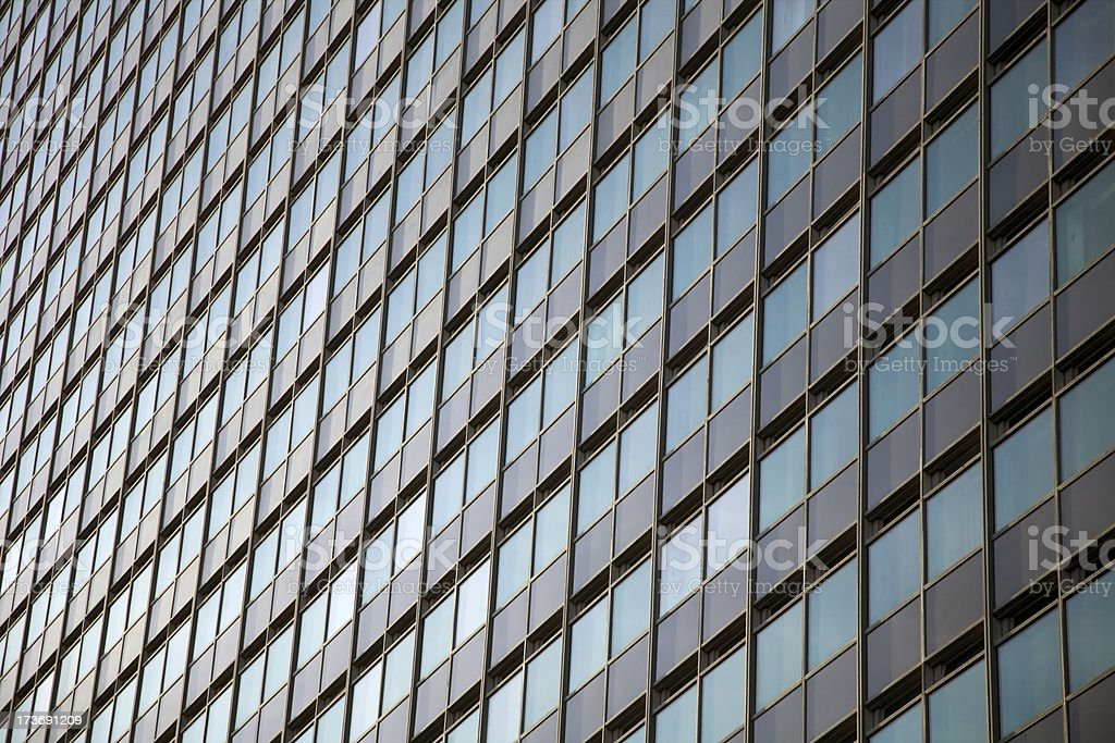 Glass Corporate Office Building-See below for more. royalty-free stock photo