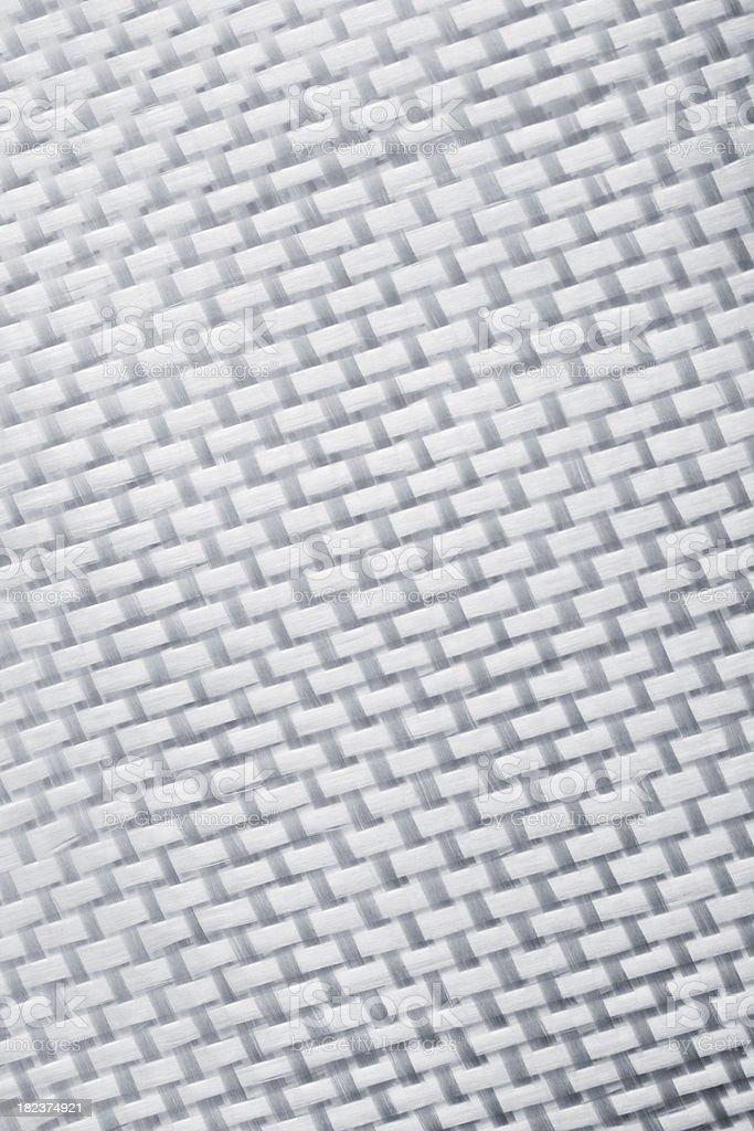 Glass fabric stock photo