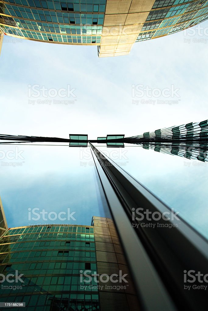 glass front stock photo