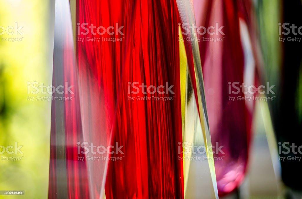 Glass, Murano glass stock photo
