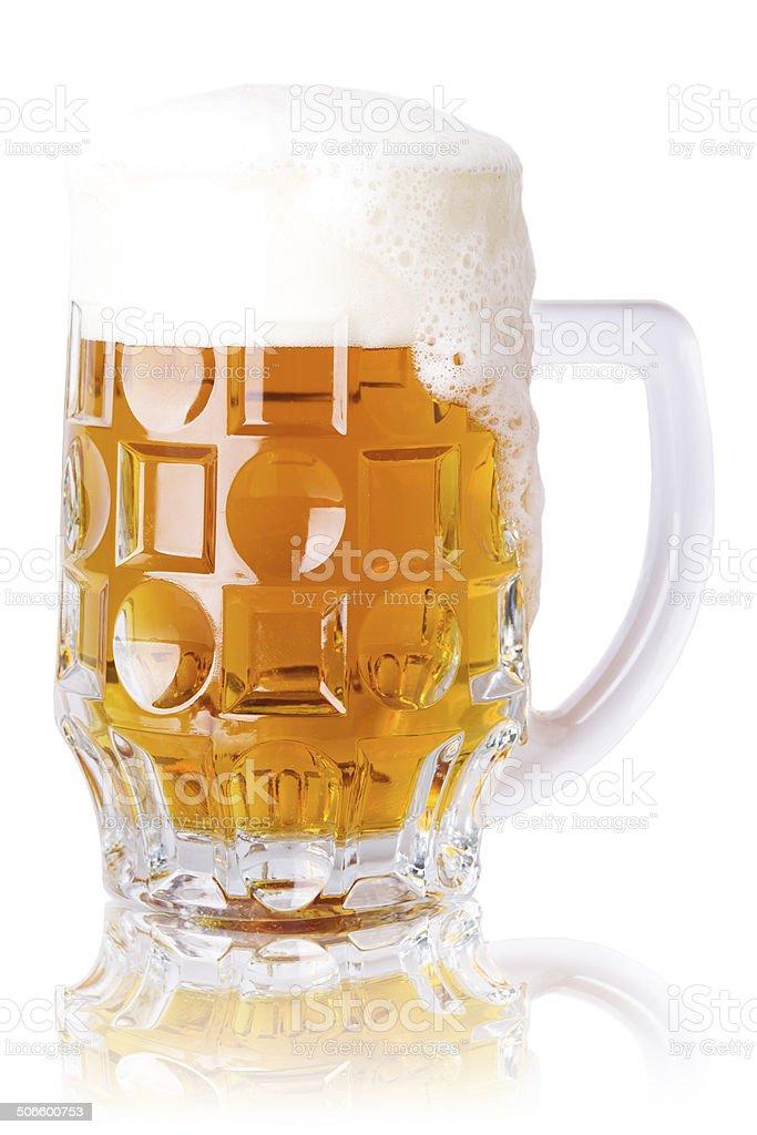 Copo de Cerveja foto royalty-free