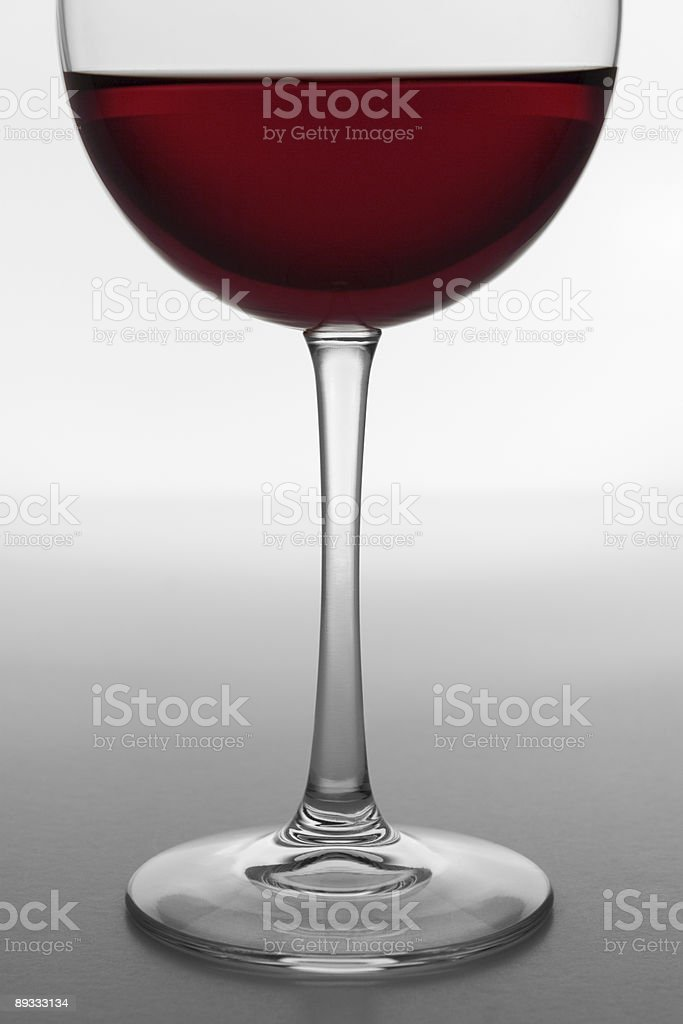 Glass of Red Wine 4 royalty-free stock photo