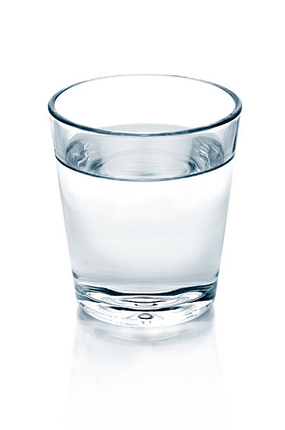 Glass of water pictures images and stock photos istock for Water glass images