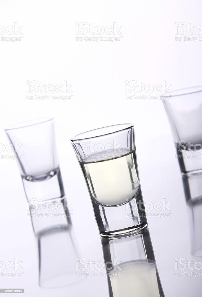 Vaso de whisky foto de stock libre de derechos
