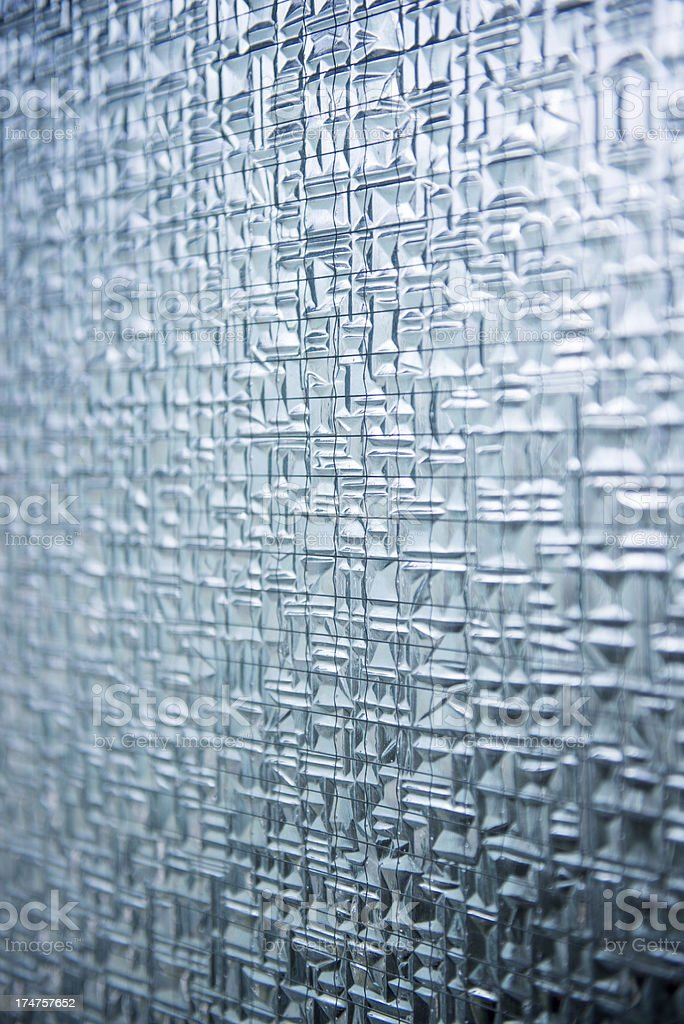 Glass Partition royalty-free stock photo