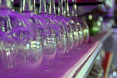 glass purple