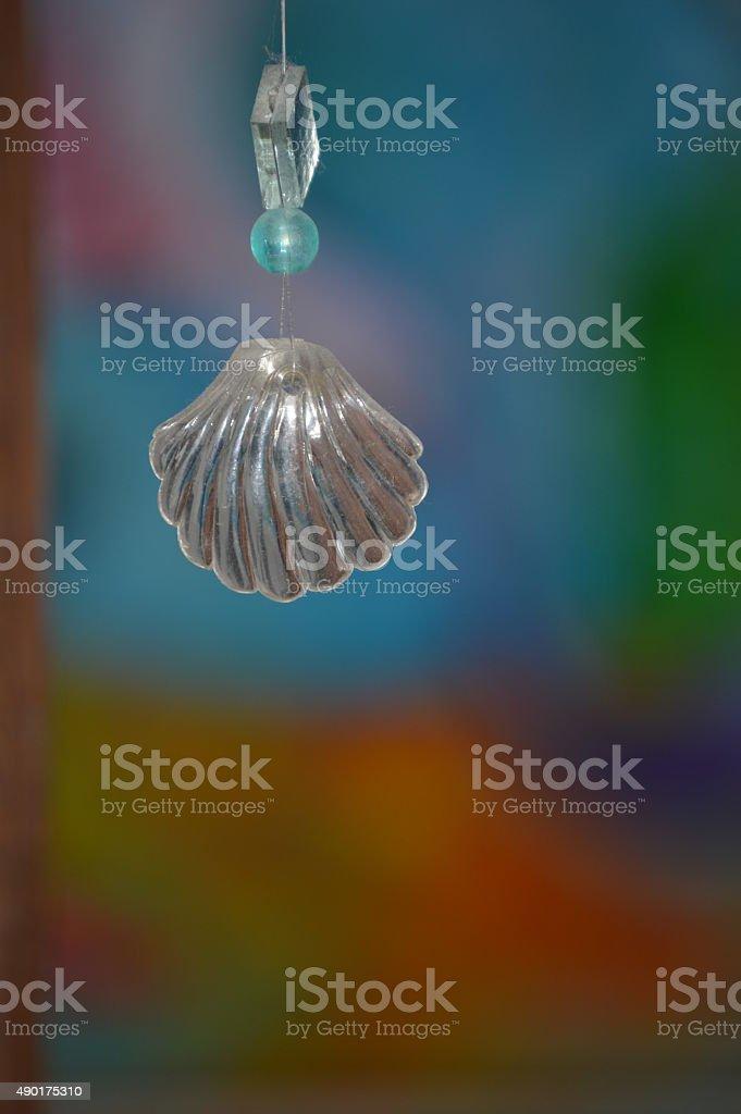 Glass Shell royalty-free stock photo