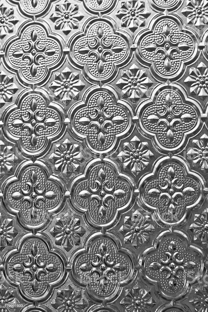Glass texture royalty-free stock photo