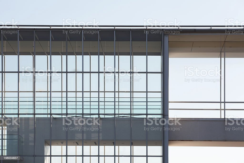 Glass textured pattern royalty-free stock photo