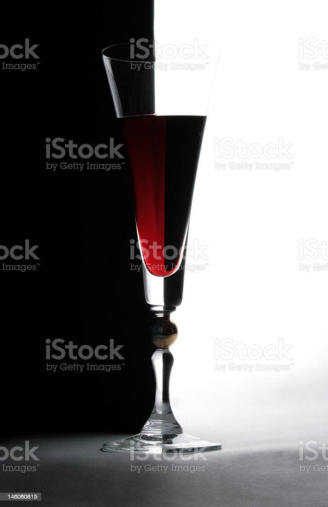 유리컵, 와인 royalty-free 스톡 사진