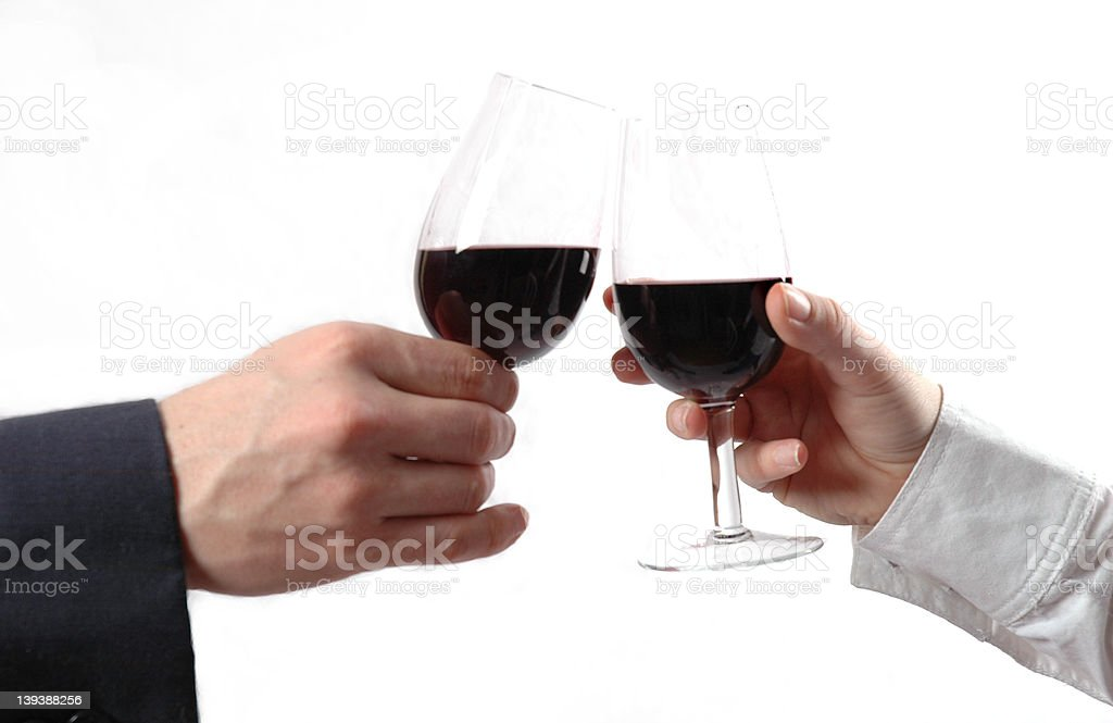glass_wine royalty-free stock photo