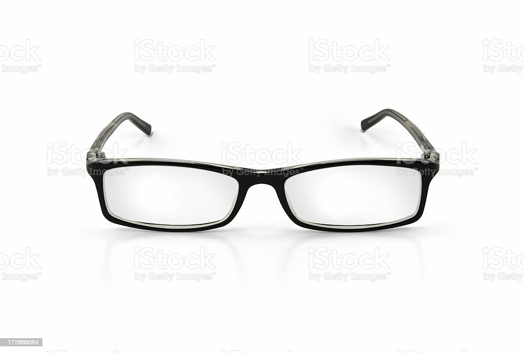 Glasses 3 royalty-free stock photo