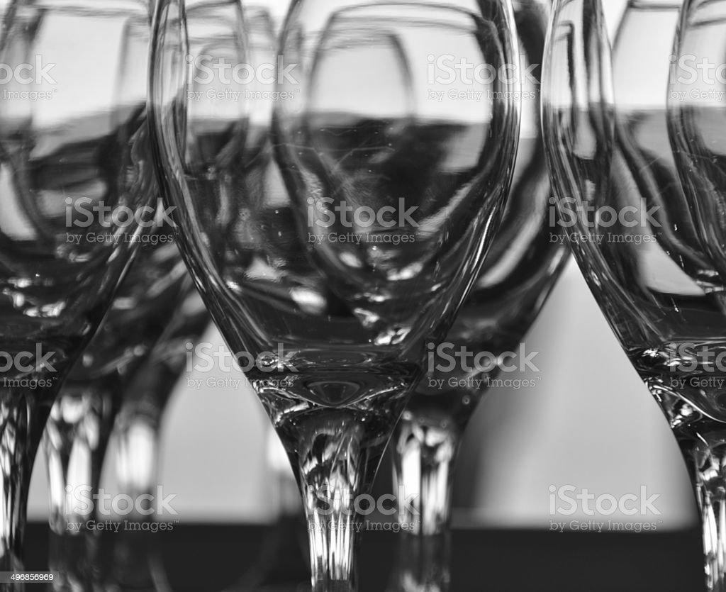 Gläser Lizenzfreies stock-foto
