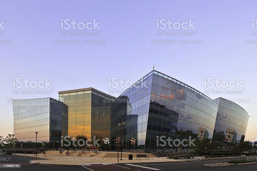 GlaxoSmithKline Philadelphia Headquarters stock photo