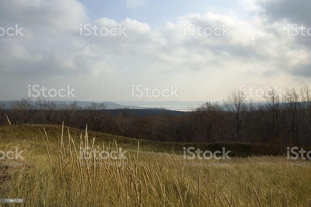 Glen Lake royalty-free stock photo