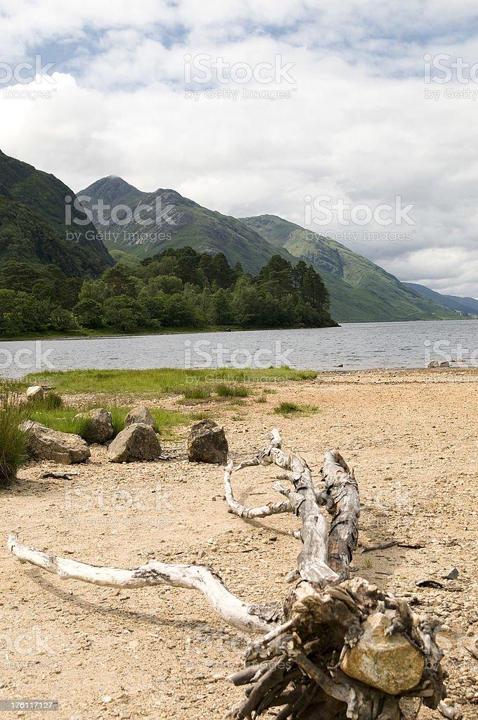 Glenfinnan stock photo