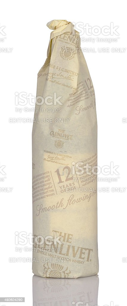 Glenlivet stock photo