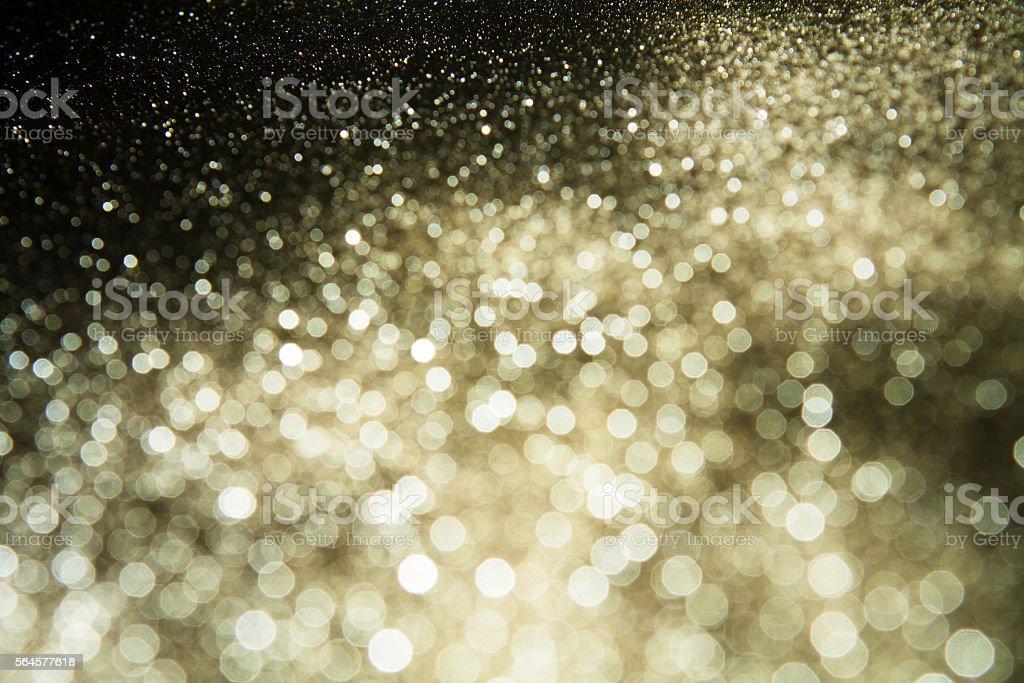 Glister wonderful lights background. stock photo