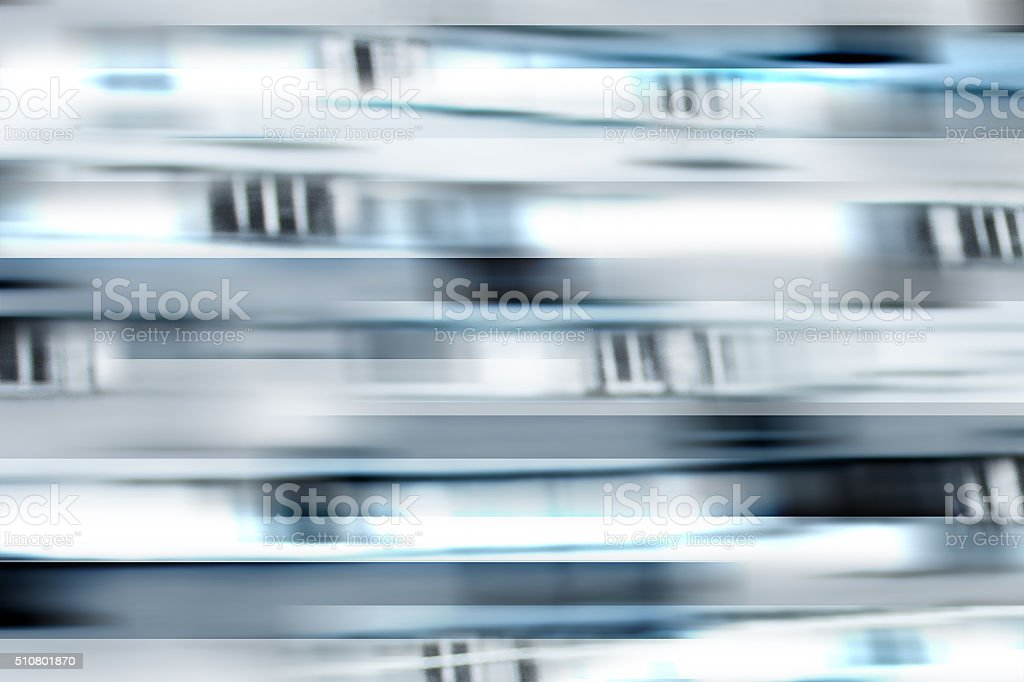 Glitch abstract background of the skyscraper windows stock photo
