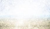 Glitter Defocused Background