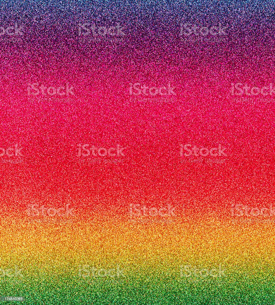 glitter with color spectrum pattern royalty-free stock photo
