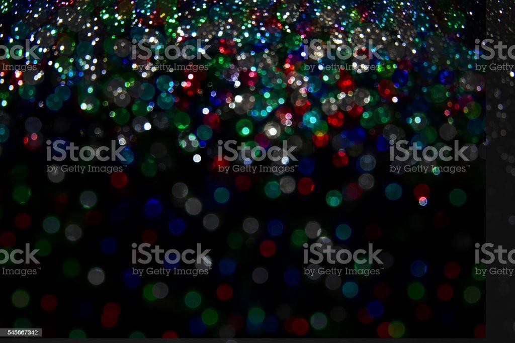 glitter wonderful lights background. stock photo