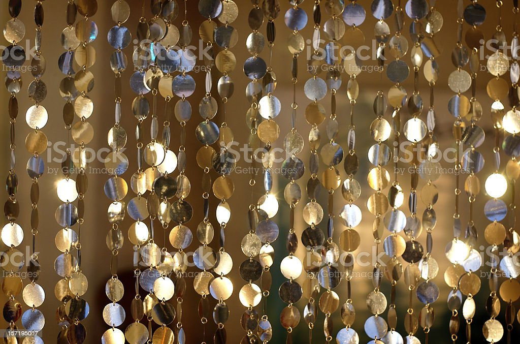 Glittering Background tent royalty-free stock photo