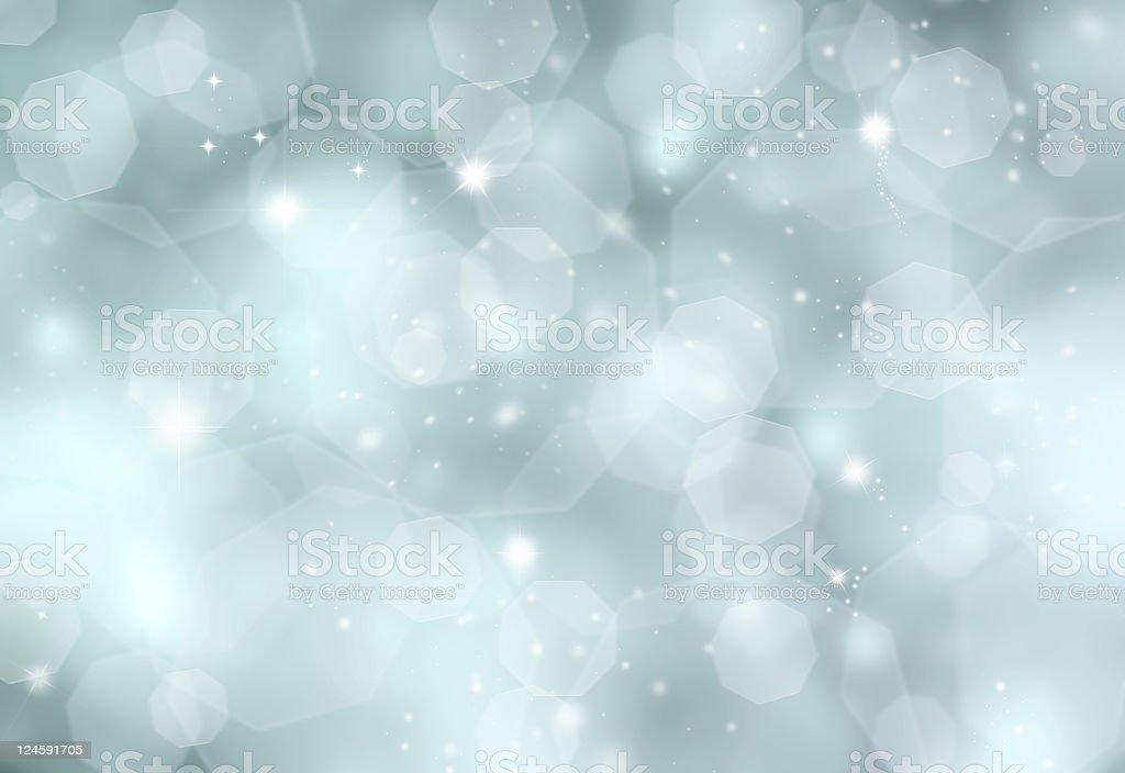 Glittery blue background royalty-free stock photo