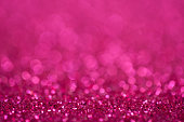 Glittery pink background
