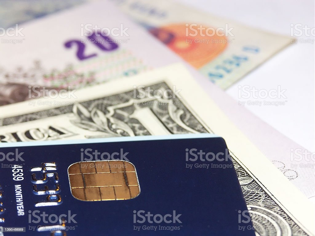 global banking royalty-free stock photo