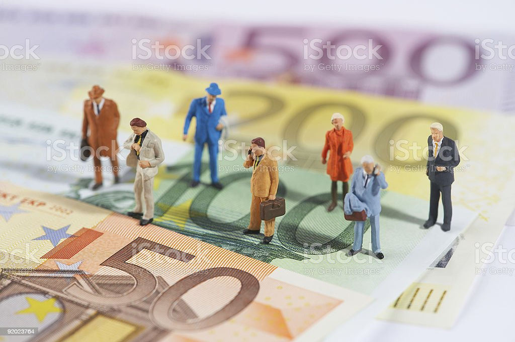 global business and money royalty-free stock photo