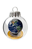 Global Business in a Christmas Ornament