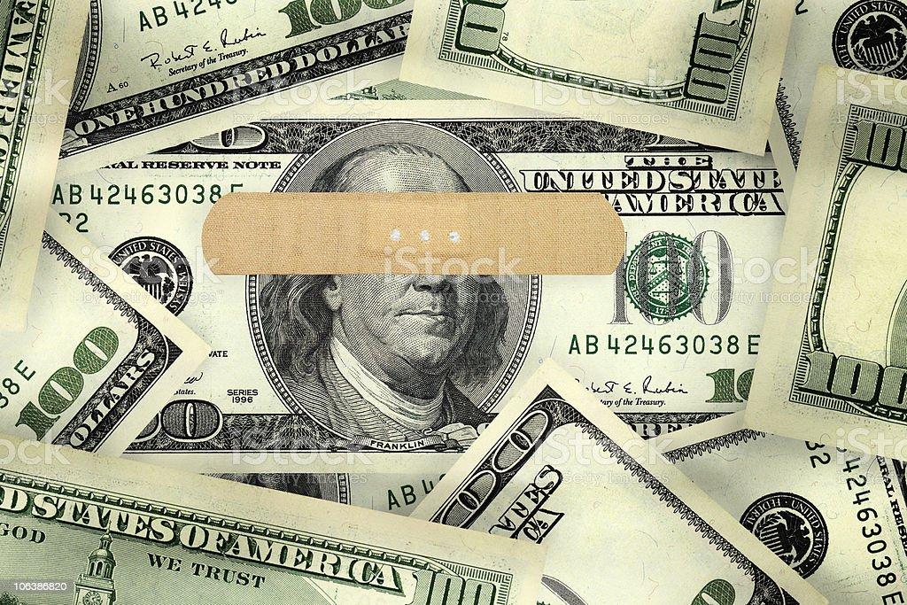 global business money stock photo